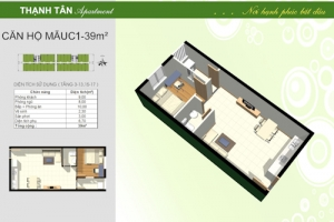 Bán căn hộ chung cư tại Căn hộ Thạnh Tân, Thị xã Dĩ An, Bình Dương giá rẻ
