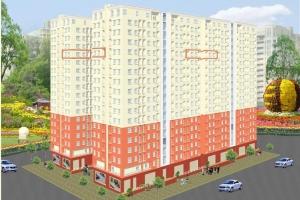 Chỉ cần 150 triệu mua được chung cư nhà ở xã hội Thạnh Tân tại Dĩ An