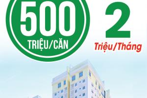 Bán căn hộ chung cư - Nhà ở xã hội Thạnh Tân, Dĩ An, Bình Dương