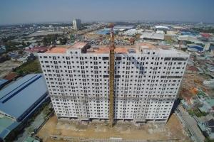 Nhận đặt chỗ căn hộ nhà ở xã hội Thạnh Tân Dĩ An  Bình Dương 20 triệu đồng