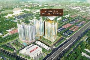 Cho thuê căn hộ Charm City Bình Dương tầng 9 giá rẻ