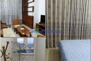 Cho thuê căn hộ New Horizon tại tầng 10, view đẹp đầy đủ tiện nghi