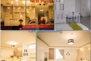 Khách sạn cho thuê ngắn hạn và dài hạn tại Thủ Dầu Một, Bình Dương