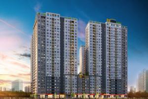 Dự án căn hộ chung cư Bcons Garden Bình Dương