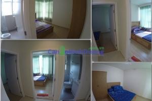 Cho thuê căn hộ SORA gardens 3 phòng ngủ, tầng 18, view đẹp, tiện nghi