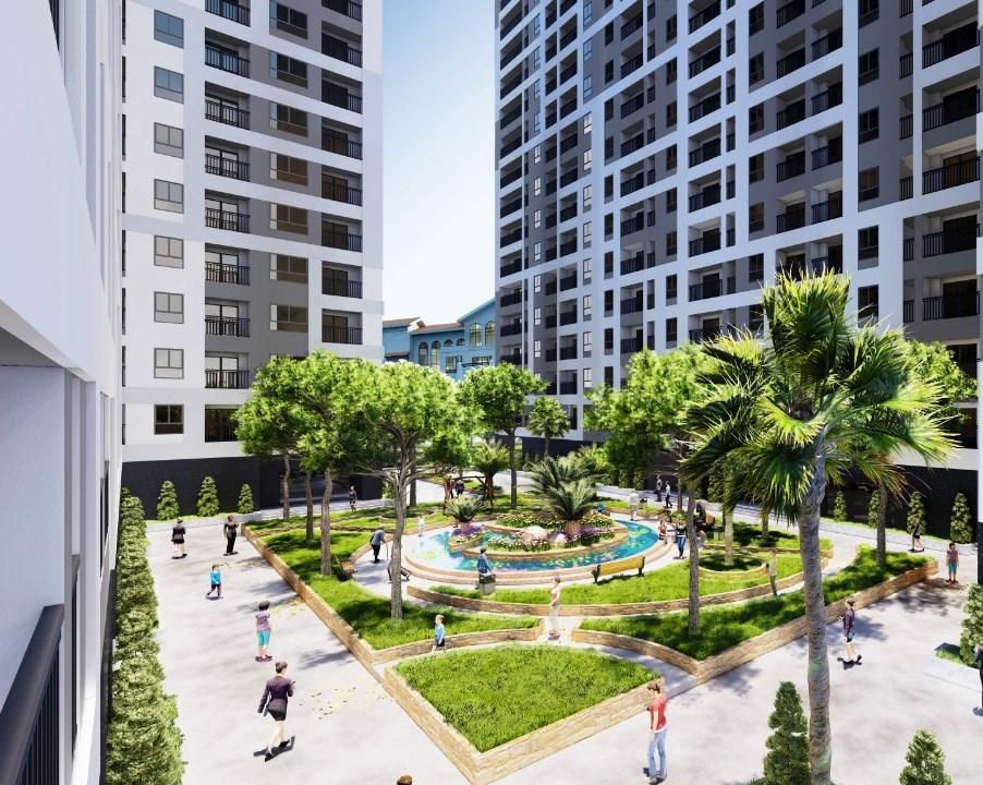 Dự án căn hộ chung cư Park View Bình Dương giá rẻ